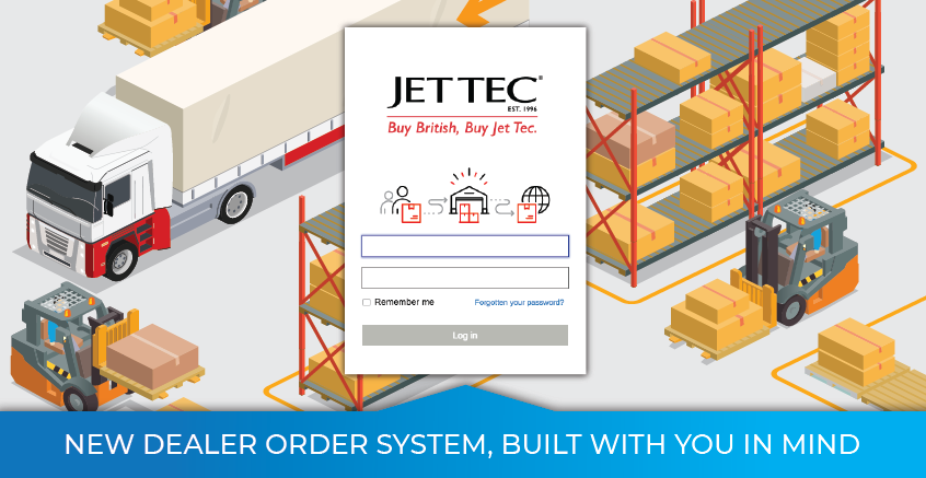 New dealer order system, built with you in mind